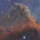 NGC7000 SHO,                                CoFF