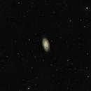 M64 Spiral Galaxy,                                KiwiAstro