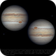 Jupiter and Callisto 3 Mar 2019 - Third WinJ Composite,                                Seb Lukas