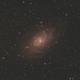 Triangulum Galaxy,                                raulgh