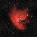 Pacman Nebula - NGC 281,                                Greg Polanski