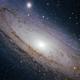 M31 Andromeda Galaxy,                                Morris Yoder