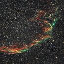 Veil Nebula (NGC 6992),                                Mario Lauriano