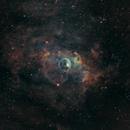 Bubble Nebula NGC 7635,                                Jess Wright