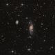 NGC 3718 with DSLR,                                Jenafan