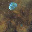 NGC 6888 and Soap Bubble SHO,                                Wembley2000
