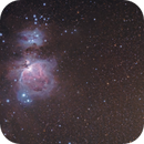 The Great Orion Nebula,                                thakursam