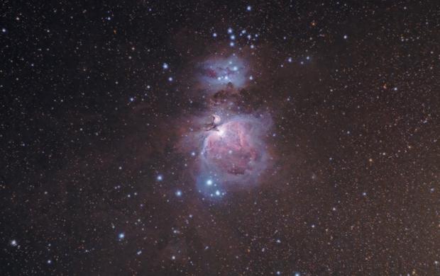 The Great Orion Nebula,                                thakursam