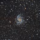 NGC6946 Firework Galaxy,                                Andrea Pistocchini - pisto92