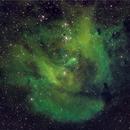 Running Chicken Nebula (IC2944),                                Bruce Rohrlach