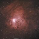 NGC 1491 HaO3RGB,                                John