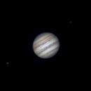 Jupiter 19.03.2017 with 70 mm refractor,                                SwissCheese
