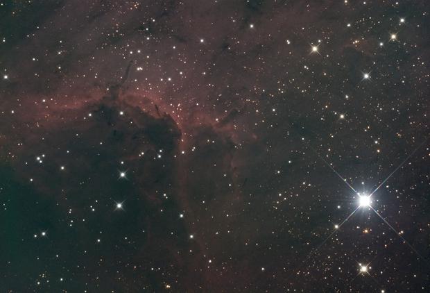 IC5070 - Peilcan Nebula,                                pmumbower