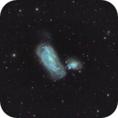 NGC 4490 Cocoon Galaxy,                                cray2mpx