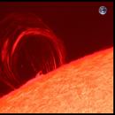 boucle solaire,                                jp-brahic