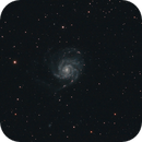 M101,                                Mike Hislope