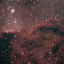 NGC 6188 - The Fighting Dragons of Ara,                                Paul Wilcox (UniversalVoyeur)