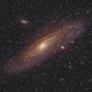 Galaxia de Andrómeda m31,                                JCadenas
