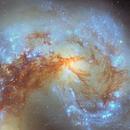 Antennae Galaxies - HLA,                                Andreas Dietz