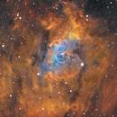 NGC7635, la Nébuleuse de la bulle,                                Laurent Explore Astro