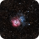 M20 (Trifid Nebula),                                Don Holmgren