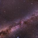 Milky Way with Andromeda,                                Zoltan Panik (ijanik)
