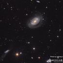 NGC 4725,                                callmeyz