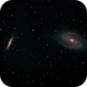 M81 (Bode's Galaxy) & M82,                                Klaus Haevecker