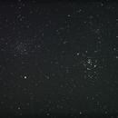 Messier 46-47 (NGC 2422, NGC2423, NGC2437),                                Silkanni Forrer