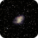 Crab Nebula,                                James Muehlner