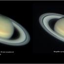 Saturn with  different setups,                                Conrado Serodio
