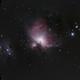 Orion nebula,                                Veljko Petrović