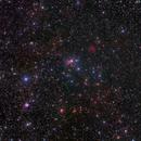 vdB87, LBN1022, DG113, Sh2-291, NGC2309, NGC2316, RN J0700-0738; Monoceros,                                Thomas V. Davis