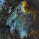 IC5070 the Pelican Nebula,                                DocRx