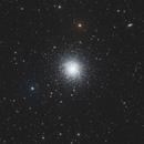 Messier 13 in Hercules,                                Steve Milne