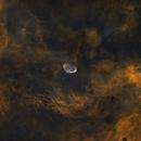 NGC6888 starless widefied,                                Erik Guneriussen