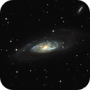 M106 Galaxy,                                Olivier Ravayrol