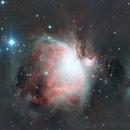 M42: Orion Nebula,                                Angel Camacho