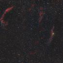 Veil Nebula 2 Panel Mosaic,                                msmythers
