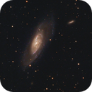 M106 and friends,                                Gabe Shaughnessy