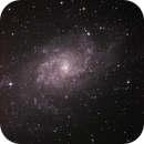 M33 (Pinwheel galaxy),                                neptun