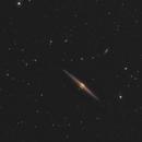 "NGC 4565 ""High resolution"",                                Ola Skarpen SkyEyE"