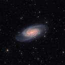 NGC2903 in Leo - HaLRGB,                                Arnaud Peel