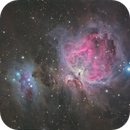 Orion Nebula Messier 42,                                Maicon Germiniani