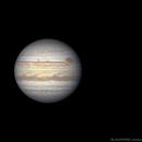 Animation Jupiter et la Grande Tâche Rouge - 27/08/2019,                                BLANCHARD Jordan