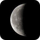 23-Day-Old Moon, June 14, 2020,                                AlenK