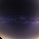 Milky way,                                Davide Bombonato