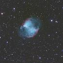 Dumbell nebula,                                allanv28