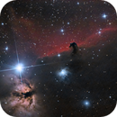Horsehead Nebula Unguided (Old) APP Processing,                                Markus Bauer