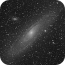 M31 in Ha,                                JDJ